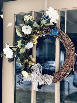 Country Fall Wreath for Sale in Buena Vista, VA