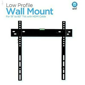 """Universal Wall Mounting bracket for 19""""to 60"""" TV With FREE HDMI Cable ! 📺 for Sale in Riverside, CA"""