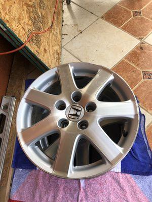 16x6 Honda rims for Sale in Fort Myers, FL