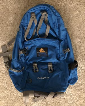 Free Knight Hiking Backpack for Sale in Frederick, MD