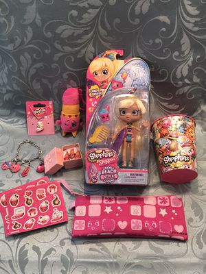 Shopkins Gift Bundle - All for $10 for Sale in West Chicago, IL