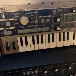 Korg Microkorg Synth for Sale in Santa Ana, CA