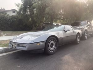 1984 Chevy Corvette Convertible for Sale in Hawthorne, CA