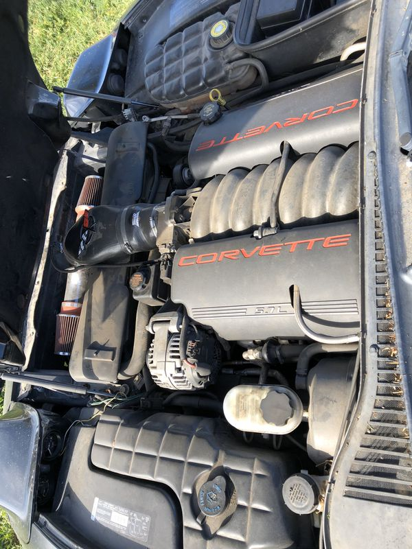 2001 Chevrolet Corvette c5 6 speed