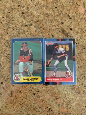 Wally Joyner Baseball Cards for Sale in Upland, CA