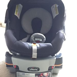 Chico Keyfit 30 Infant Car Seat for Sale in Daly City, CA