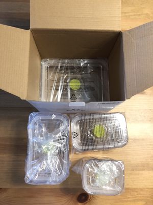 Brand-new!!! Storage Lids 4 Pieces Air-Tight Food Containers Set BPA Free for Sale in Hialeah, FL