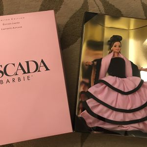 Vintage Limited Edition Escada Barbie- New In Box! for Sale in Charleston, SC