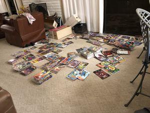 1400 comic books 1972-1994 for Sale in San Luis Obispo, CA