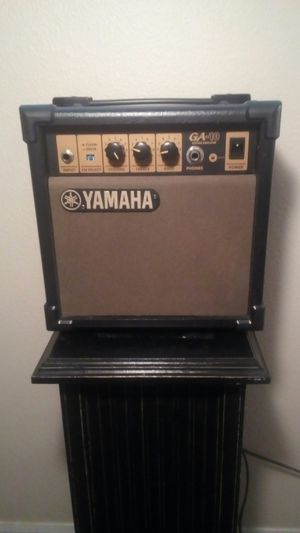 Yamaha GA 10 Practice/Travel Guitar Amp for Sale in Spring Hill, FL