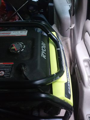 Generator and a lawn mower for Sale in College Park, GA