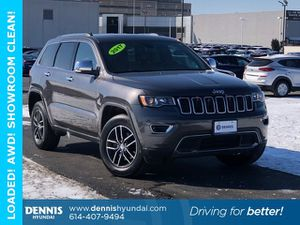 2017 Jeep Grand Cherokee for Sale in Columbus, OH