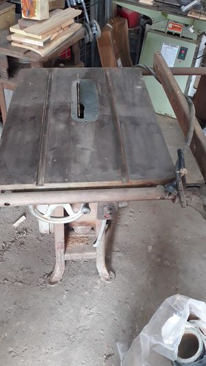 10 in table saw for Sale in Ravenna, OH