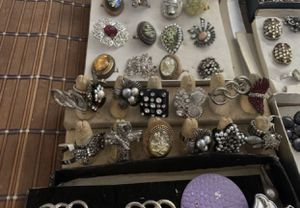 Bohemian rings lot for Sale in Plant City, FL