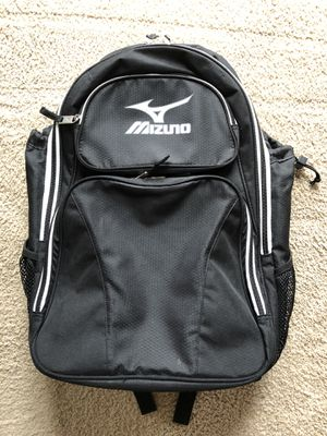 Mizuno Backpack (like new) for Sale in Chesterfield, MO