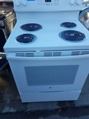 GE electric stove for Sale in San Leandro, CA