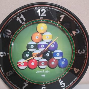 Beautiful Colorful Clock for Sale in Vancouver, WA