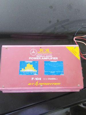 Power amplifier for Sale in West Valley City, UT