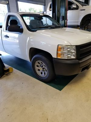 2008 Chevy Silverado for Sale in Mableton, GA