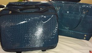 JM rolling laptop case with matching totes for Sale in Hamilton Township, NJ