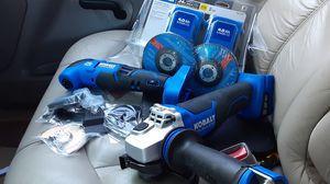 Kobalt Brushless 24V cordless multi-tool and Grinder. for Sale in Baton Rouge, LA
