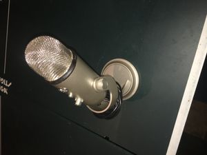 Blue Yeti Microphone for Sale in Pike Road, AL