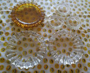 Antique Glass Ashtrays for Sale in Las Vegas, NV