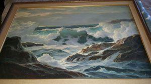 William Columbus Ehrig Oil Painting for Sale in Laguna Niguel, CA