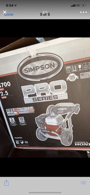 Power washer for Sale in Modesto, CA