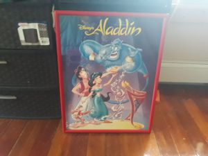 Aladdin original picture framed for Sale in Cromwell, CT