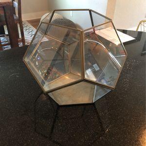 Decorative Vase - Pentagon Panels for Sale in Fort Worth, TX