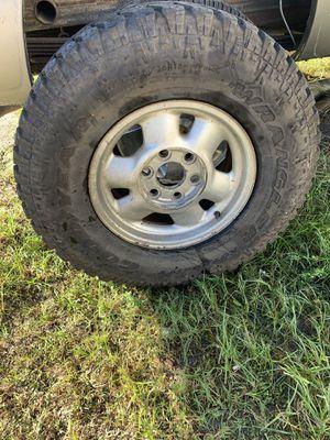 Goodyear wrangler tires for Sale in Largo, FL
