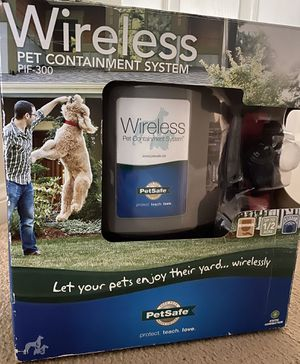 Wireless pet fence for Sale in San Diego, CA