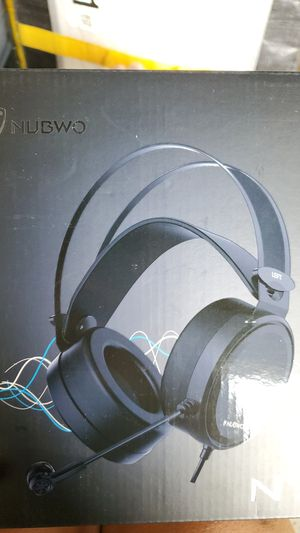 NUBWO PS4/X Box One Gaming Headset for Sale in Doraville, GA