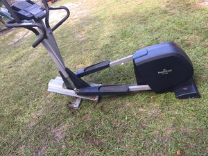 Nordictrac cx 990 elliptical exercise machine 110$ works great with fan for Sale in Tampa, FL