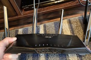 ASUS ac3100 WiFi gaming router for Sale in Whitehouse, TX