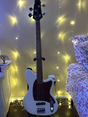 Electric bass guitar for Sale in Orange, CA