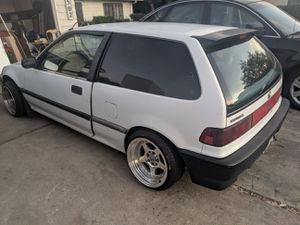 1991 stance Honda Civic hatch with zc swap for Sale in Orland, CA