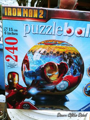 MARVEL PUZZLE BALL for Sale in Oregon City, OR