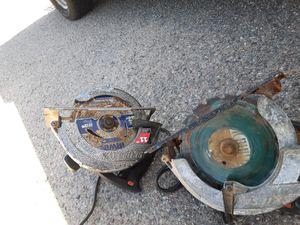 2 Skill saws for Sale in Cheyenne, WY