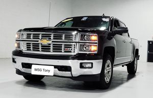 2015 Chevy Silverado 1500 LTZ Crew Cab for Sale in Washington, DC