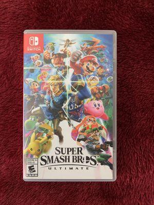 Super Smash Bro's Ultimate for Sale in Bell Gardens, CA