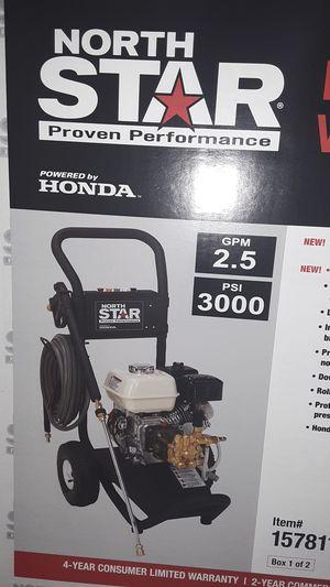 PRESSURE WASHER W/ HONDA MOTOR for Sale in Woodruff, SC