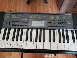 Casio CTK-2080 keyboard for Sale in Houston, TX