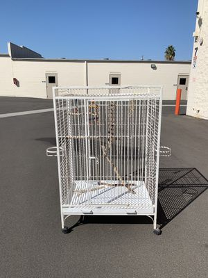 Parrot cage for Sale in Fullerton, CA