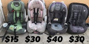 Kids car seat FIRM PRICE NO DELIVERY CASH OR TRADE FOR BABY FORMULA for Sale in Los Angeles, CA
