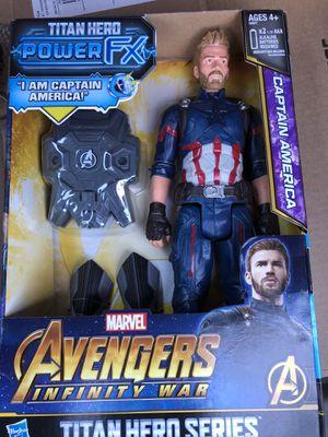 Captain America Civil War for Sale in Miami, FL
