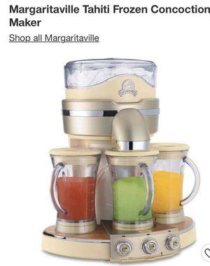 Margaritaville Tahiti Frozen Concoction Machine for Sale in Chandler, AZ
