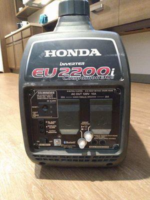 Honda EU2300i Portable generator for Sale in Englewood, CO