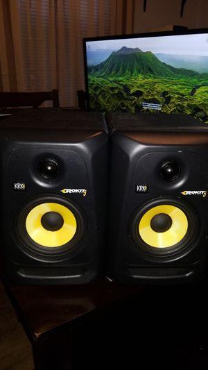Krk Studio Monitors for Sale in Chicago, IL